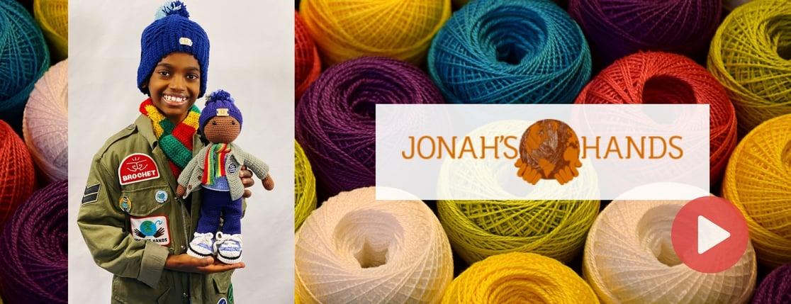 Client Spotlight Interview: Jonah Larson of Jonah's Hands