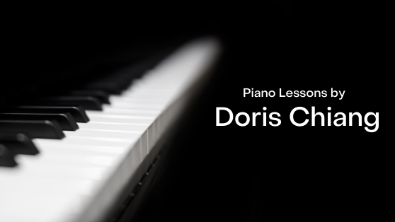 Piano Lessons by Doris Chiang